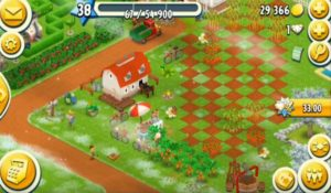 Gameplay of Hay Day