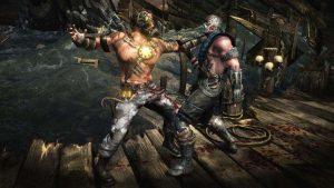 gameplay of Mortal Kombat X