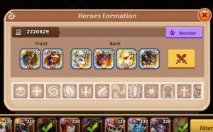 Idle Heroes Gameplay