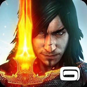 Iron Blade Icon