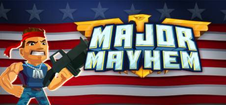Major Mayhem head image