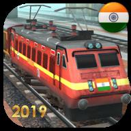 Indian Train simulator MOD icon