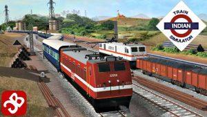 India Train Simulator game