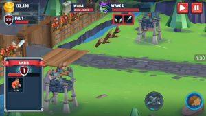 Game of Warriors MOD APK