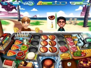 MODDED version of Cooking Fever