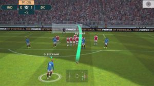 gameplay of Pes 2019