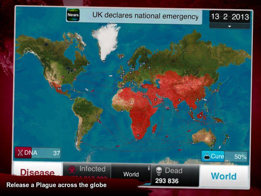 Download Plague Inc MOD APK 1.16.3(Unlimited DNA/Latest ...